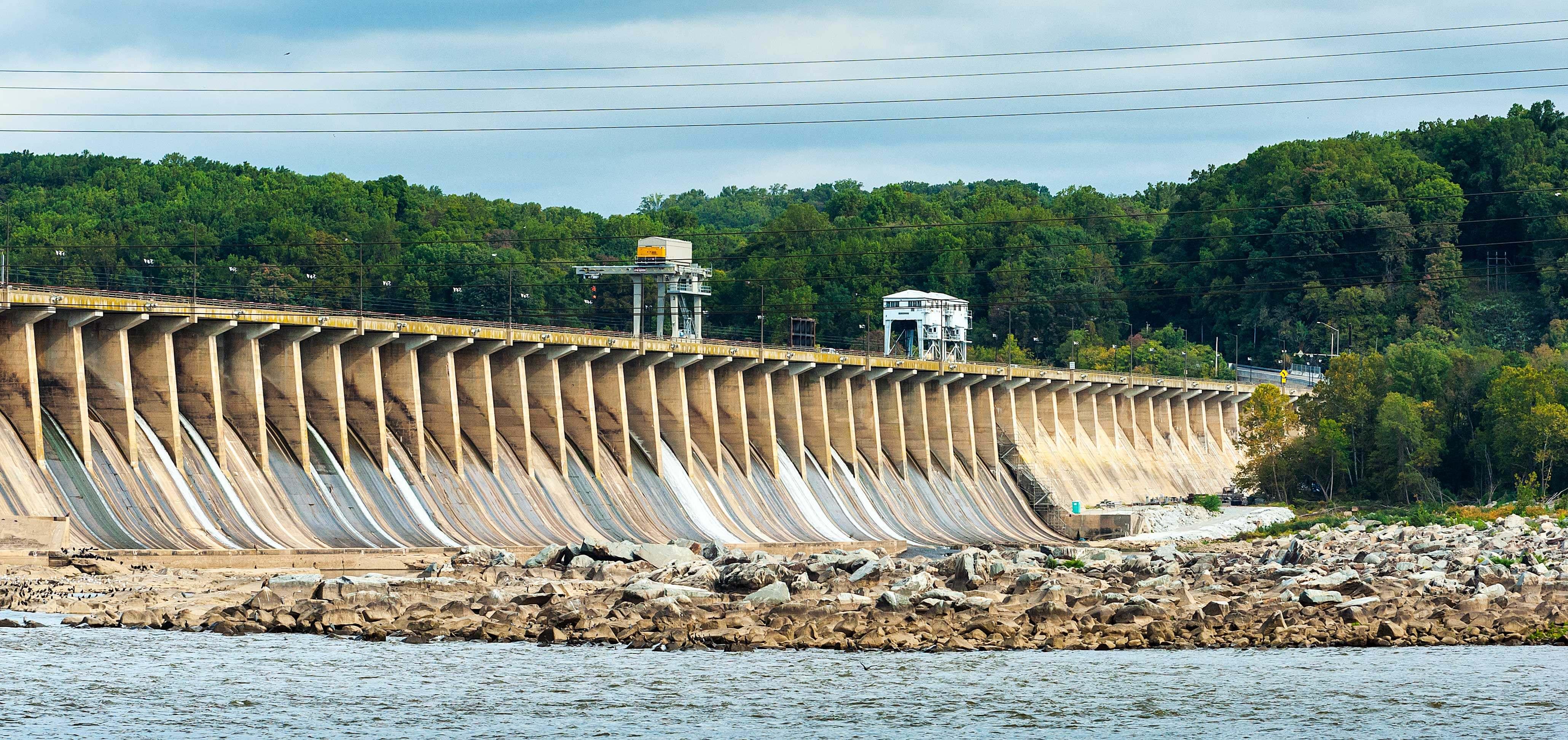 Image: conowingo dam
