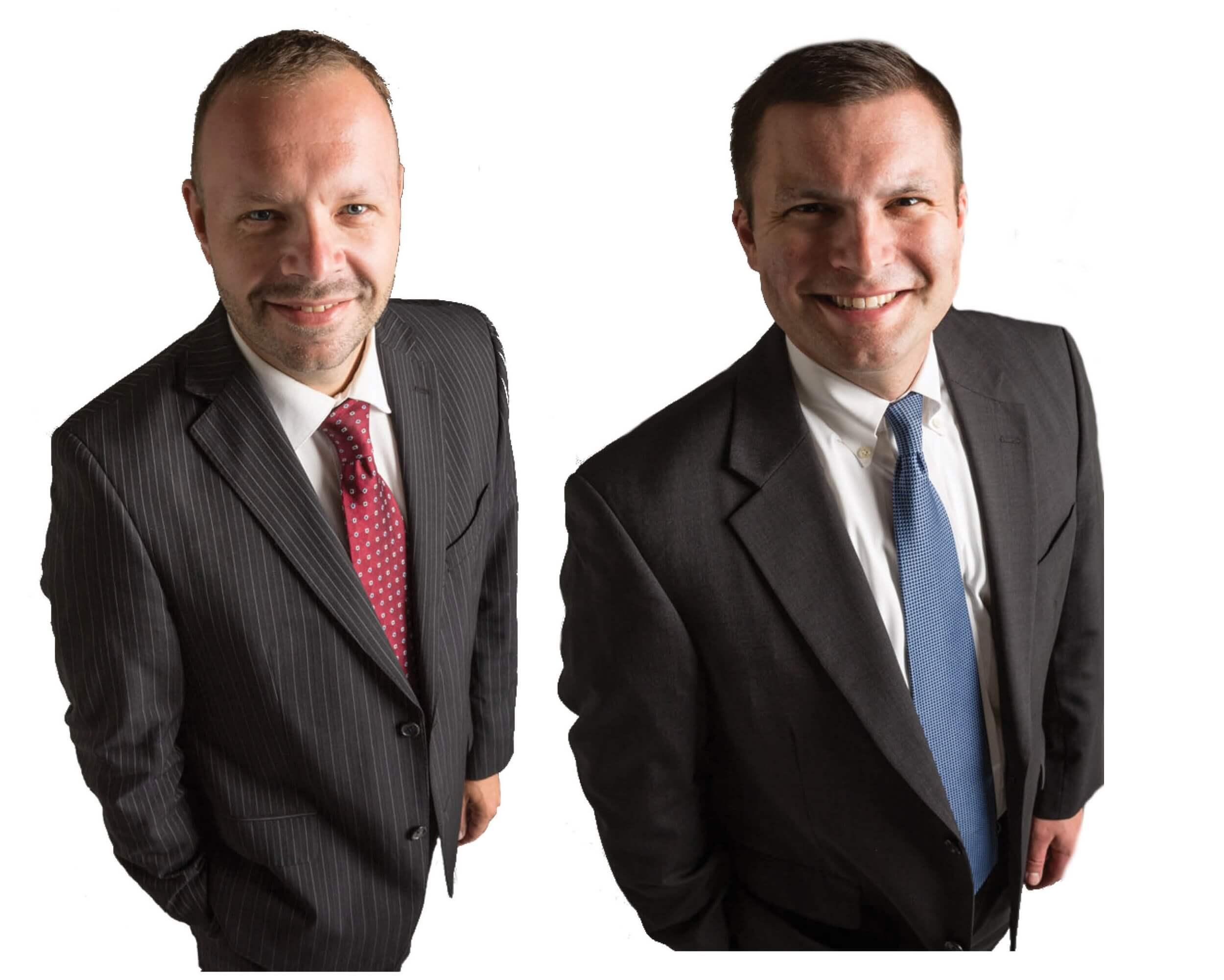 Image: Attorney Pahowka and Attorney Bair