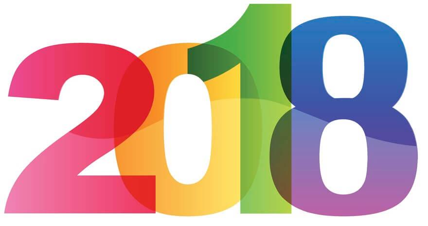 Image: 2018 Text Design
