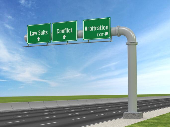 Image: Arbitration