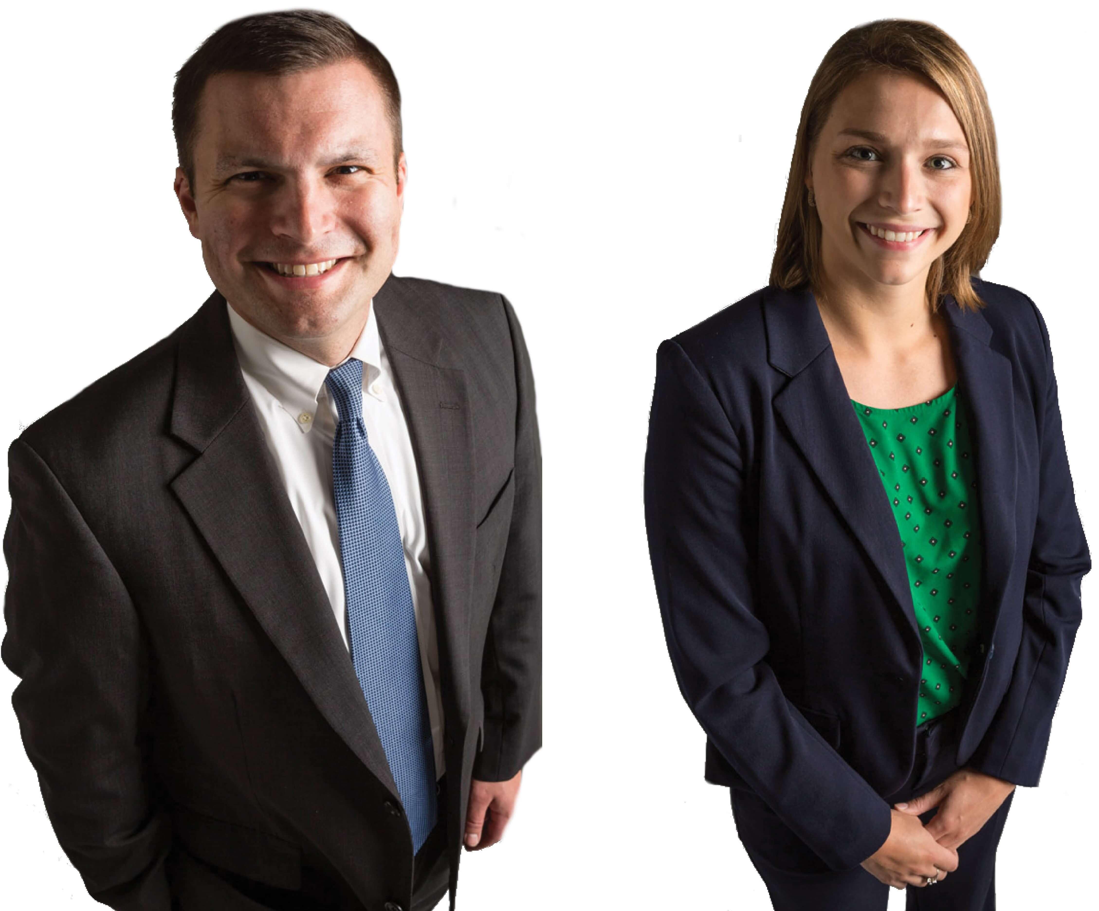 Image: Attorneys Pahowka and Hynes