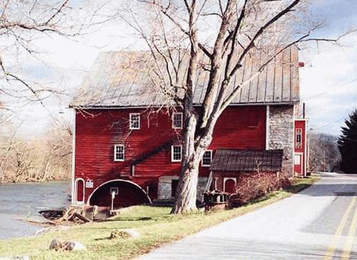 Image: Heishmen Mill Cumberland County