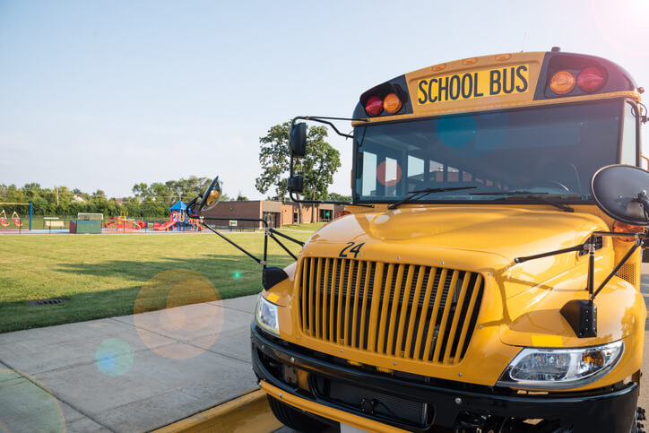 Image: Transportation of Special Education Students