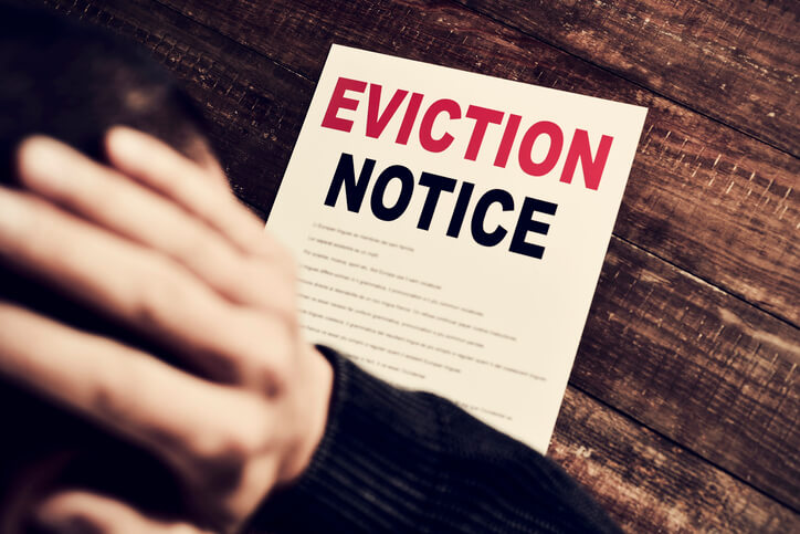Image: Eviction Notice